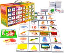 карточки домана купить киев английский и русский