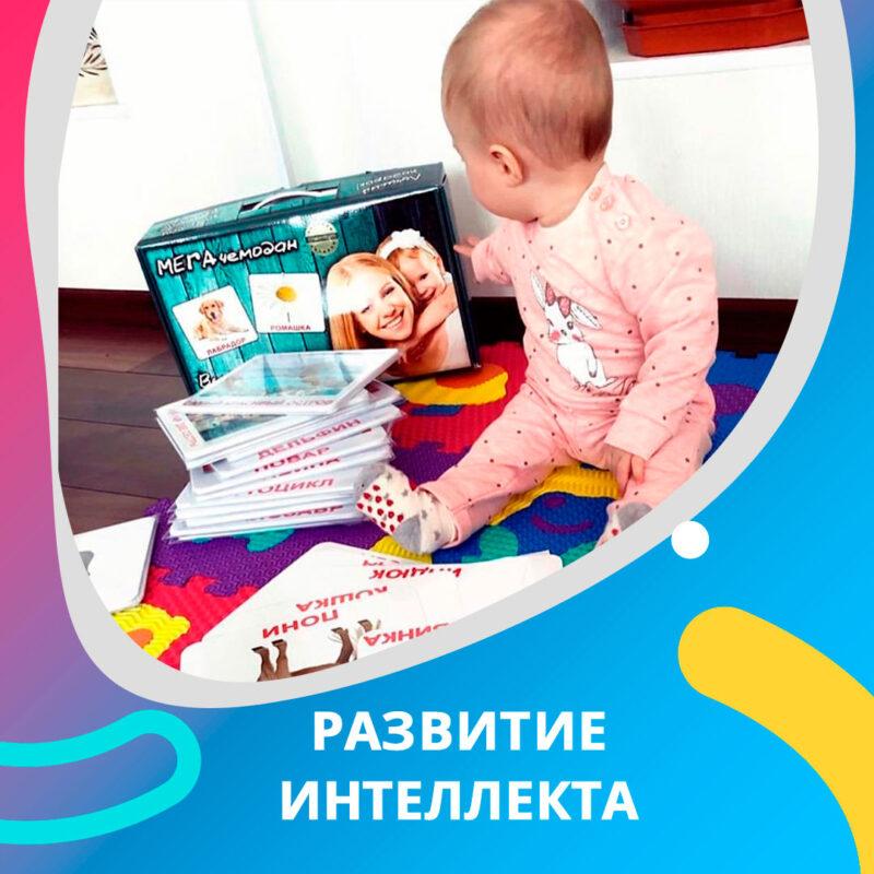 вундеркинд с пеленок мега чемодан с фактами купить украина